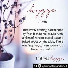 We love to get cosy and find ways to Hygge our space. Check out our blog for ideas. https://www.thegildedpear.com.au/blog/