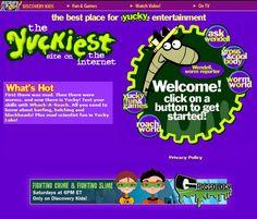 kids health websites