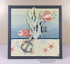 Karen's Stampin' Habit!: Seaside Shore for PPA 314