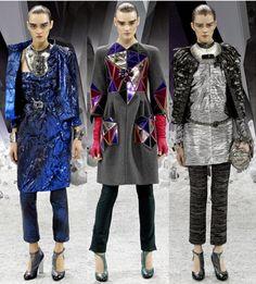 | futuristic fashion at chanel Stranger Than Science Fiction
