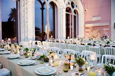 Mix and match...  Wedding by Monte-Carlo Weddings.