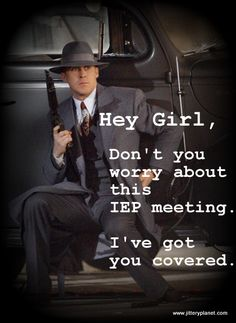 Hey Girl/Covering your IEP meeting