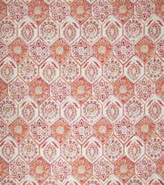 Upholstery Fabric-Eaton Square Glenda   Grenadine Floral