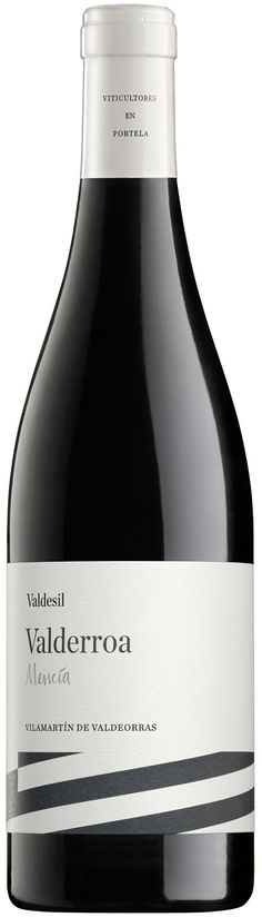 Awesome Spanish red wine from the amazing Mencía grape!  This is from the folks at Valdesil, who make an amazing range of wines.  They are most famous for their white wines, mostly from the Godello grape and they have quite a delicious selection.