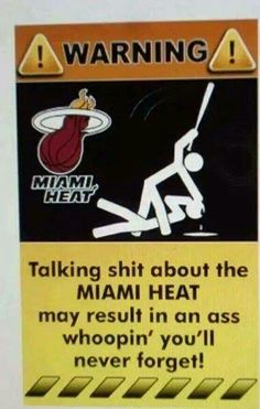 NBA Miami Heat basketball meme