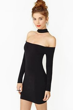 Suspended In Time Dress by Nasty Gal
