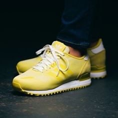 free shipping 64498 f0d3a Adidas Latest Sneakers, Sneakers Fashion, Mens Sneakers, Adidas Zx 700,  Yellow Sneakers