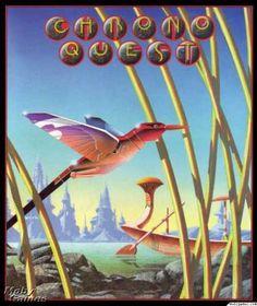 Atari ST Games - Chrono Quest