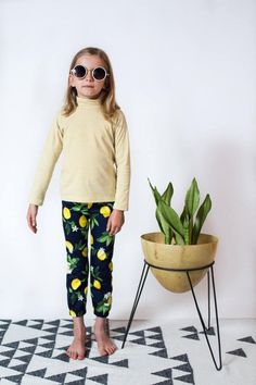 Made from luxurious cotton/ spandex lemon print woven fabric with a hint of stretch. Pull-on style. Runs slightly small, order a size up if you're unsure! Toddler Outfits, Boy Outfits, Kids Fashion, Autumn Fashion, Lemon Print, Stylish Boys, Kids Pants, Inspiration For Kids, Fall Looks