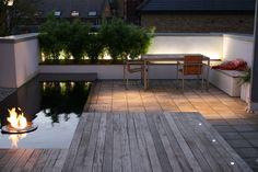 andy sturgeon / rooftop garden, bermondsey london