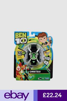 Ben 10 TV Movie Character Toys Games Ebay