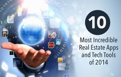 See the top 10 real estate apps and tools of 2014 that can help you run your business smoothly, generate leads, and optimize your real estate website. http://plcstr.com/1yFQv97 #realestate #apps