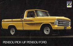 Carros para sempre: Ford F-1000 tem uma história que começa no campo e termina…