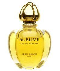 Sublime Jean Patou      My Sister's  favourite perfume