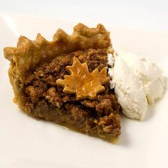 Canadian Maple Sugar Pie, Persian Rice, and More from our Menu Inspired by Argo #goldenglobes