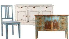 Video-Tutorial: Mit Kreidefarbe und der Vaseline-Technik Möbel shabby, alt und antik streichen
