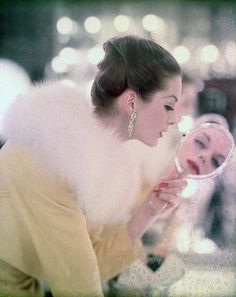 1950's Model Anne St. Marie Looking so Glamorous !  | Fab Fiona