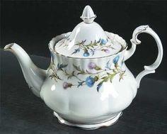 royal china | Royal Albert China. sc- Brigadoon.