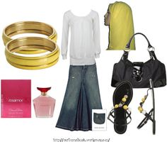 """Casual Days"" by jamericanmuslimah on Polyvore"