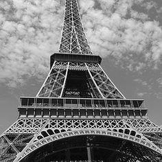 eiffel tower, paris, france, tower