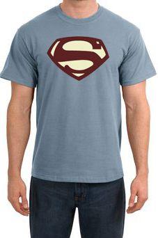 Vintage Superman t-shirt (George Reeves style)