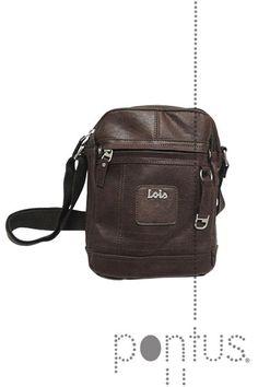 Bolsa tiracolo Lois legend 44326 20x26x6cm cast. | JB