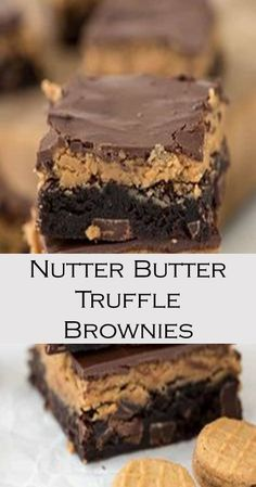 Nutter Butter Truffle Brownies Recipes – Don't LOSE this recipe! Peanut Butter Birthday Cake, Vanilla Birthday Cake Recipe, Easy Birthday Cake Recipes, Easy Vanilla Cake Recipe, Cookie Cake Birthday, Chocolate Cake Recipe Easy, Homemade Birthday Cakes, Homemade Cake Recipes, Chocolate Chip Recipes