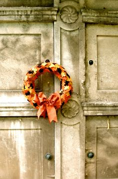 Thanksgiving Wreath Autumn's Warmth Wreath by thechicadeeshop, $120.00