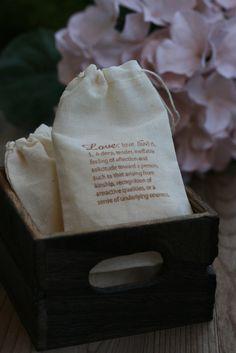 set of 50 muslin wedding favor bag, NaTuRaL MuSLiN , rustic wedding favor, vintage style wedding favor, favor bags, baby shower favor bags