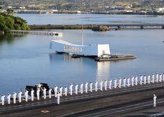 The Midshipmen singing Eternal Father at the Pearl Harbor Memorial. Uss Arizona Memorial, Memorial Day, Pearl Harbor Memorial, Uss Ronald Reagan, Glee Club, Naval Academy, Aircraft Carrier, Laguna Beach, Marines