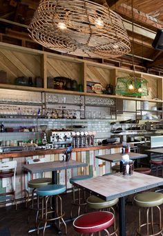 The Crab Shack Restaurant, New Zealand designed by HBO+EMTB