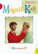 Magnifikid!  Booklets that help kids follow the Mass