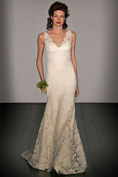 Another perfect dress without a direct link for designer/purchase . . .