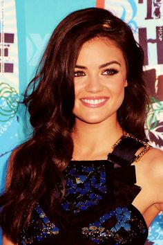 lucy hale is so pretty.