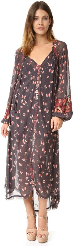 Limited collection maxi dress