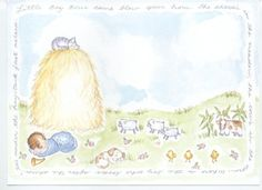 70 Blank Little Boy Blue Baby Shower Invitations