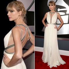 Taylor Swift in @JMendel at the #Grammys 2013