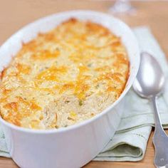 Corn and Grits Casserole