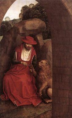 St_J_r_me_et_le_lion_Hans_Memling_1485_90