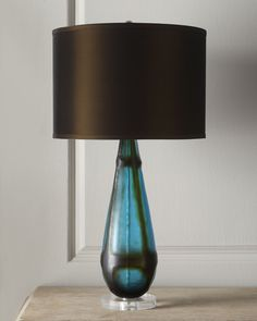"""Jamie Young """"Tie Dye"""" Lamp - Horchow"""