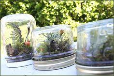 ReFab Diaries: Repurpose: Baby-Food-Jar craziness...