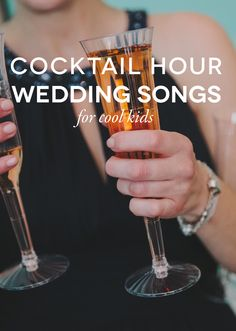 Playlist: Cocktail Hour Songs | A Practical Wedding