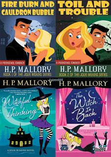 Jolie Wilkins series by H. P. Mallory (Books 1 to 5) ~ Free ebooks download in pdf,mobi, epub and kindle