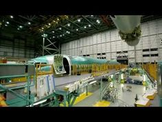 Really Amazing: A must watch for all aviation maintenance personnel -Boeing Assembly Line HD