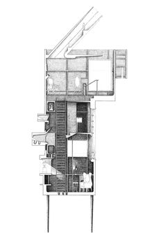 """""""A Home, an Office and a University"""", aninvestigation of architect Sir Albert Richardson (1880-1964) Currently on exhibition as part of the Bartlett School of Architecture Summer Show, (see previous post) until 5th July, in the Unit 12 space. Also online at www.alastairking.com"""