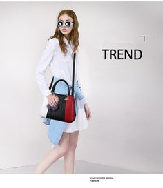 NVRENLIAN Brand Vintage Women Handbags Casual Leather Ladies Patchwork Bag Female Tote Women Messenger Bag sac a main Patchwork Bags, Women's Handbags, Messenger Bag, Vintage Ladies, Purses, Female, Lady, Casual, Leather