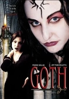 Goth    - FULL MOVIE - Watch Free Full Movies Online: click and SUBSCRIBE Anton Pictures  FULL MOVIE LIST: www.YouTube.com/AntonPictures - George Anton -   Chrissy and her boyfriend Boone are two Gothic teenagers living in L.A. who have seen and done it all. As the sun goes down, they get ready for a hardcore concert at the local club. The night takes a gruesome turn when they run into a savage, darkly beautiful woman with a taste for pain and sexual deviance. She repres...