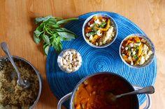 "Another Brain Food Recipe + my birthday dish: ""Sweet Potato, Chickpeas & Kale Curry""! 20th Birthday, Brain Food, Chickpeas, Meals For One, Kale, Sweet Potato, Cravings, Curry, Potatoes"