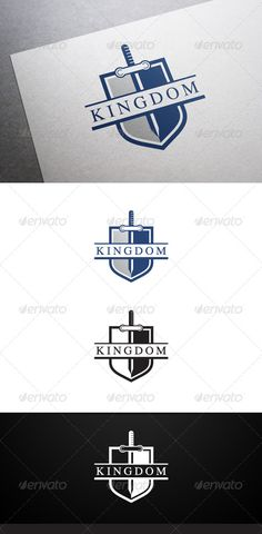 Kingdom Logo by flatos Description Kingdom Logo is a multipurpose logo. This logo can be used by royalty brands, etc.Whats included?100% vector AI and EP