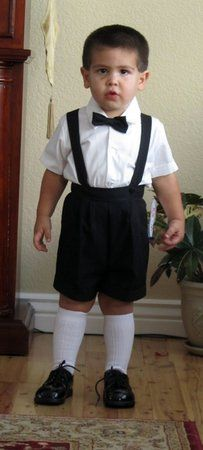 Ring bearer outfits on Pinterest | Ring Bearer Outfit Babies Clothesu2026
